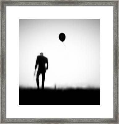 One Last Chance Framed Print by Hengki Lee