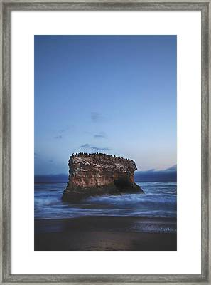 One More Night Framed Print by Laurie Search