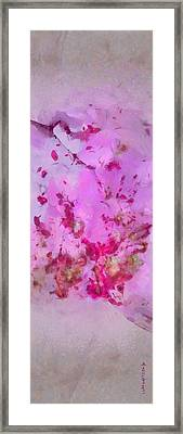 Onflow Design  Id 16098-043732-64940 Framed Print by S Lurk