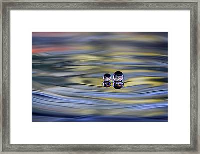 Oo Framed Print by Sugeng Sutanto