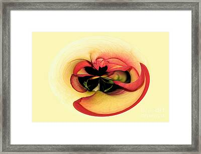 Open To Imagination Framed Print by Teresa Zieba