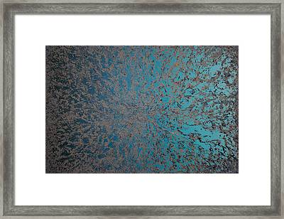 Opt.69.15 At Peace Framed Print by Derek Kaplan