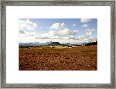 'oregon My Oregon' Framed Print by Christine Till