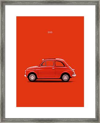 Original 500 Framed Print by Mark Rogan