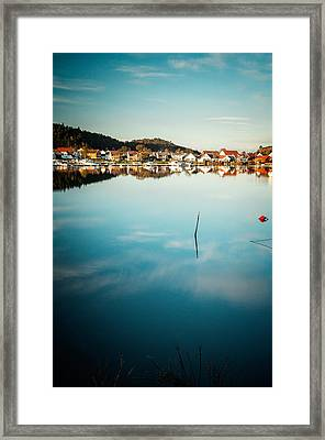 Other Side Of Mandal Framed Print by Mirra Photography