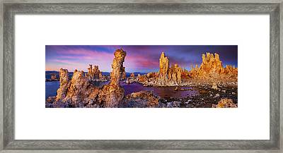 Other World - Craigbill.com - Open Edition Framed Print by Craig Bill