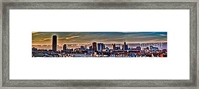 Our Finest Framed Print by Chuck Alaimo