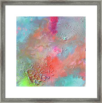 Out Of The Snow Framed Print by Tiberiu Soos