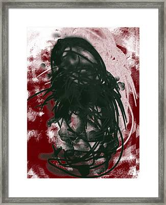 Out4 Framed Print by James Thomas