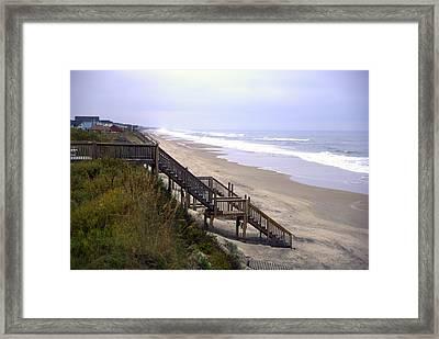 Outer Banks Framed Print by Patrick  Flynn