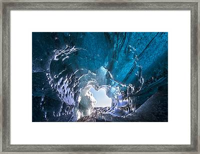 Outside World Framed Print by Karsten Wrobel