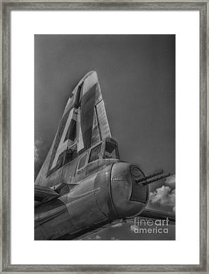 Overwatch Framed Print by James Taylor