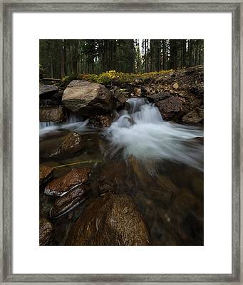 Owl Creek Framed Print by Jennifer Grover