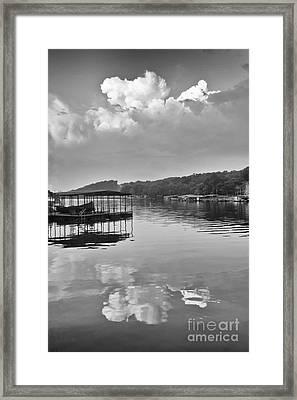 Ozark Afternoon Framed Print by Dennis Hedberg
