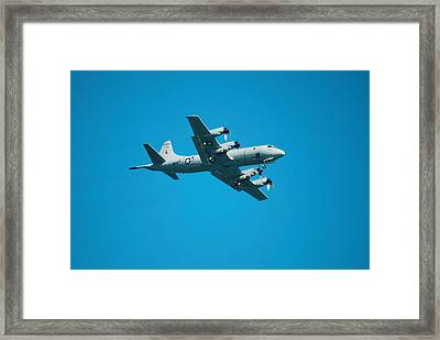 P 3 Orion Framed Print by Michael Peychich