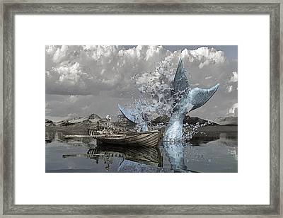 Paint Me Silly Framed Print by Betsy Knapp