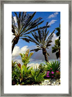 Palm Sunday Framed Print by Ron Chambers