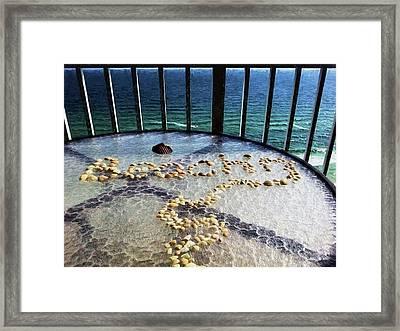 Panama City Beach'n Framed Print by JC Findley