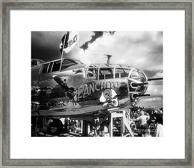 Panchito Framed Print by Arne Hansen