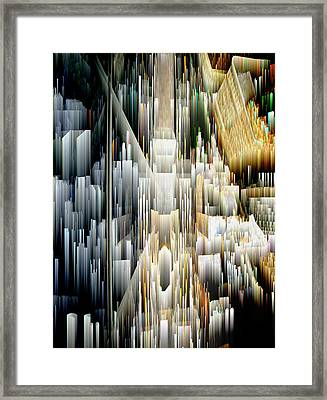 Paradice Framed Print by Alix Rumble