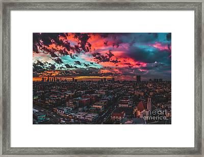 Paradise  Framed Print by Art K