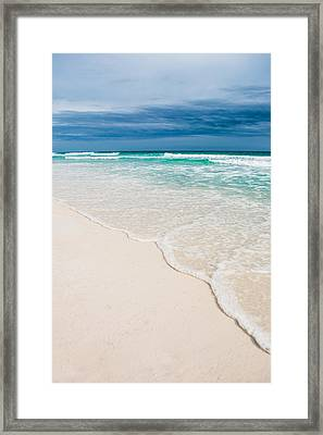 Paradise In Seaside Florida Framed Print by Shelby Young