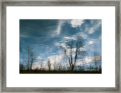 Parallel World Framed Print by Nikita Roytman