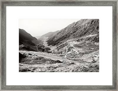 Passage Framed Print by Gabriela Insuratelu