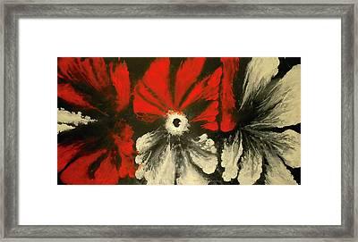 Passion Flower Framed Print by Faga Art