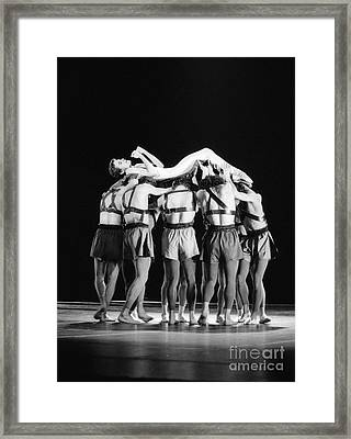 Passion Framed Print by Philippe Taka