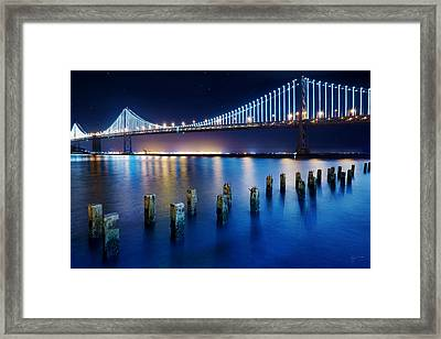 Past And Present - Craigbill.com - Open Edition Framed Print by Craig Bill
