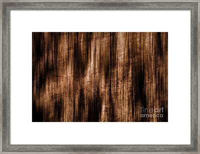 Patchwork Framed Print by Az Jackson