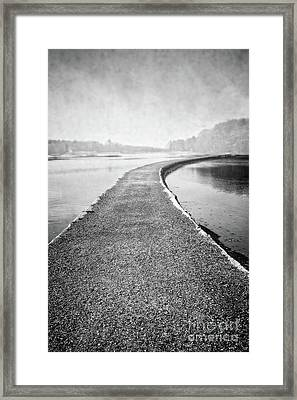 Path To The Beyond Framed Print by Edward Fielding