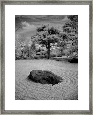 Peace And Harmony Framed Print by Jane Linders