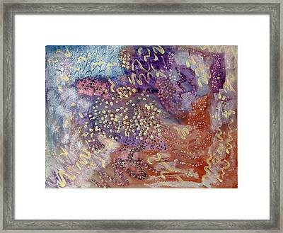 Pearl Essence Framed Print by Don  Wright