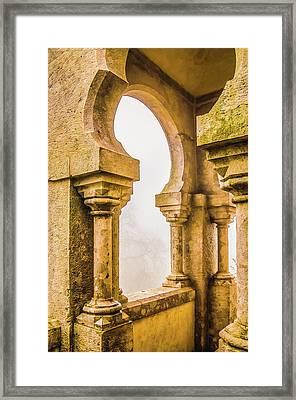 Pena Palace Sintra Framed Print by Julie Palencia