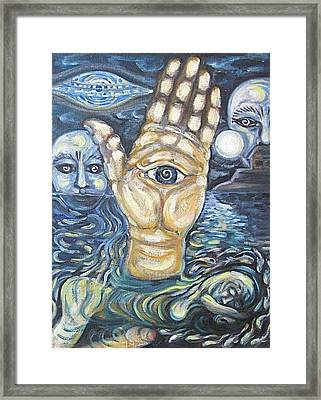 Pensecola Framed Print by Stephen Hawks
