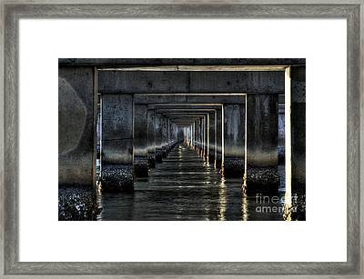 Perpectives Framed Print by Michael Herb