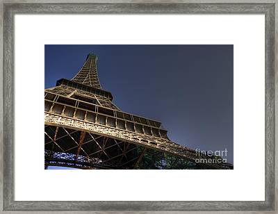 Perspective Framed Print by Sophie De Roumanie