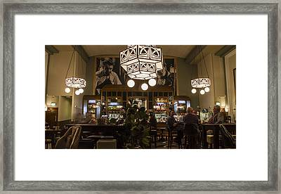 Peter Cushing Pub Whitstable Framed Print by David French