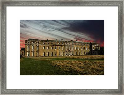 Petworth House Framed Print by Martin Newman