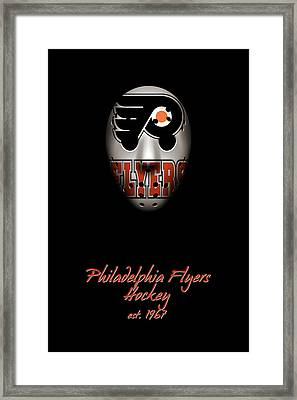 Philadelphia Flyers Established Framed Print by Joe Hamilton