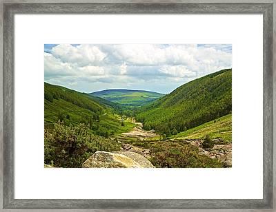 Photographer Framed Print by Martin Sheridan