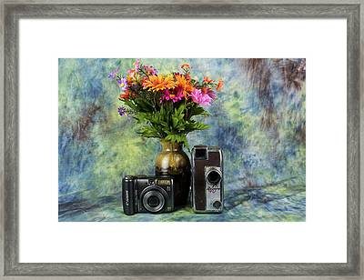 Photography Framed Print by Douglas Miller