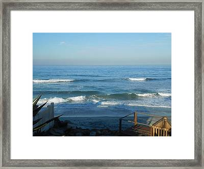 Picture Perfect Framed Print by Patricia Lyons