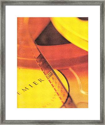 Picture Start. Framed Print by Robert Ponzoni