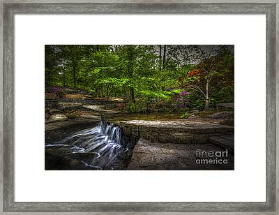 Picture This Framed Print by Marvin Spates