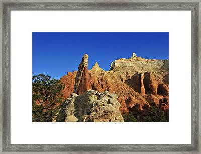 Pilgrim Framed Print by Skip Hunt