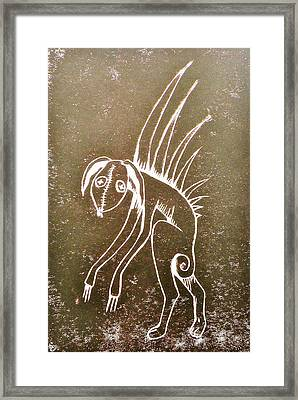Pilgrimage Framed Print by Amit Jacobs