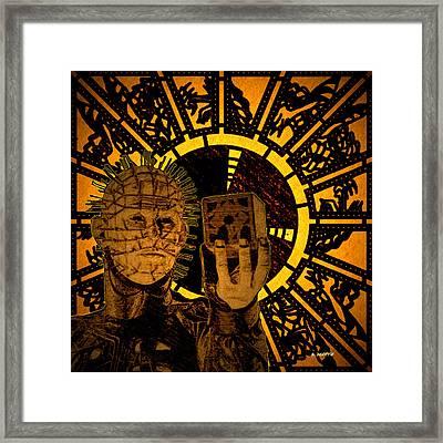 Pinhead 2 Framed Print by Brian Dearth